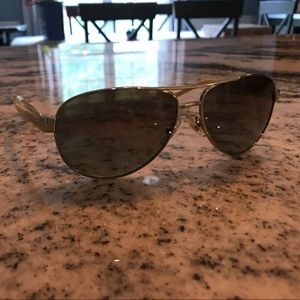 Authentic Ralph Lauren Aviator Sunglasses